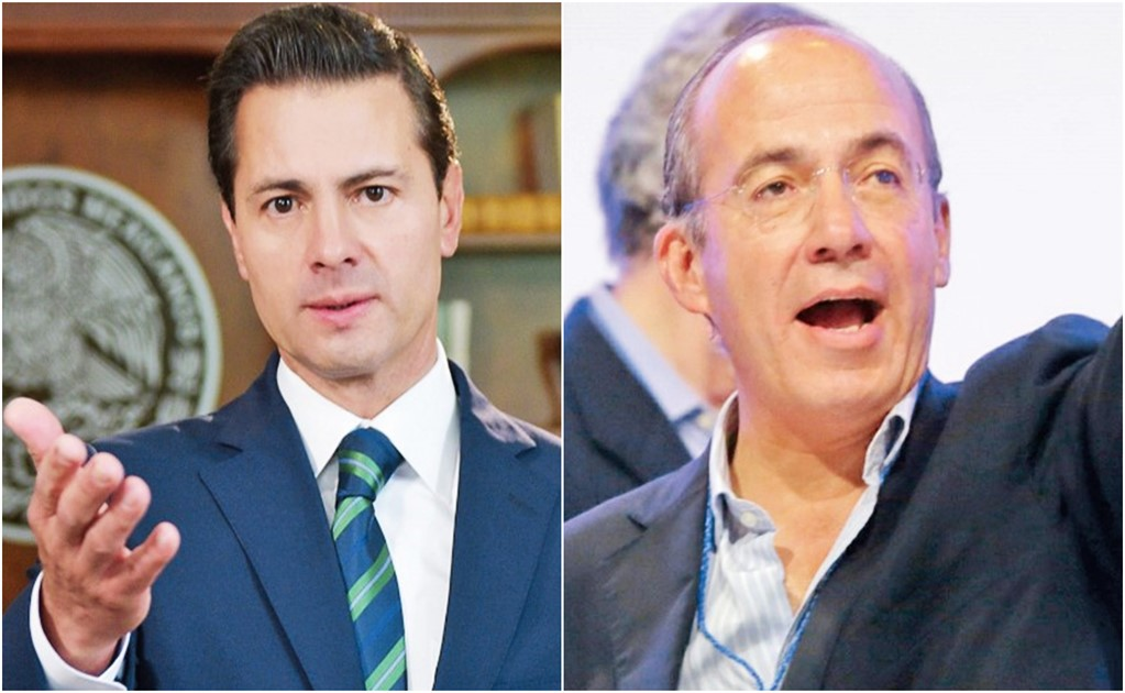 Peña and Calderón allegedly received millions from drug cartel