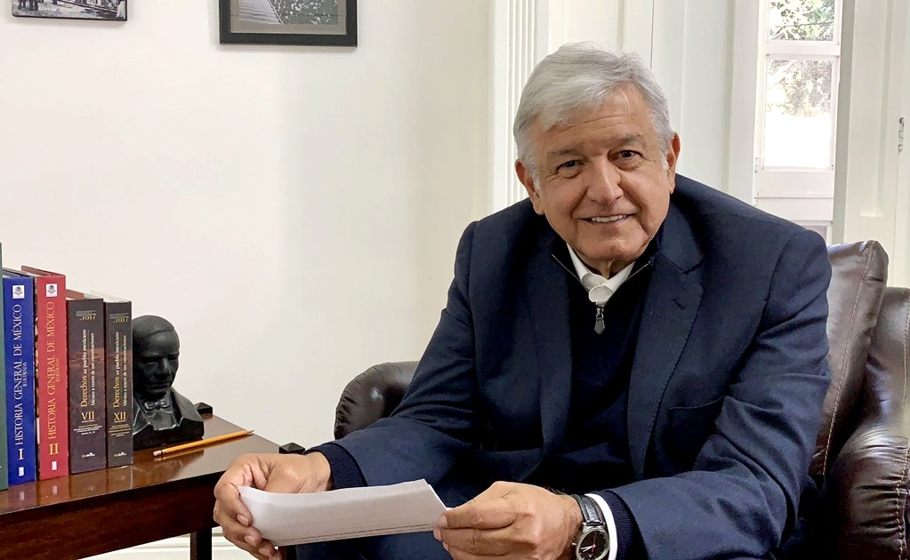 AMLO announces advisory council of business leaders