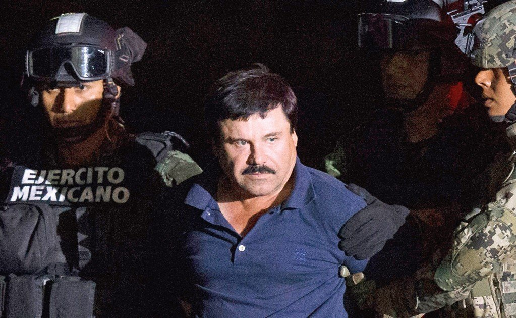 El Chapo allegedly bribed high-ranking government officials