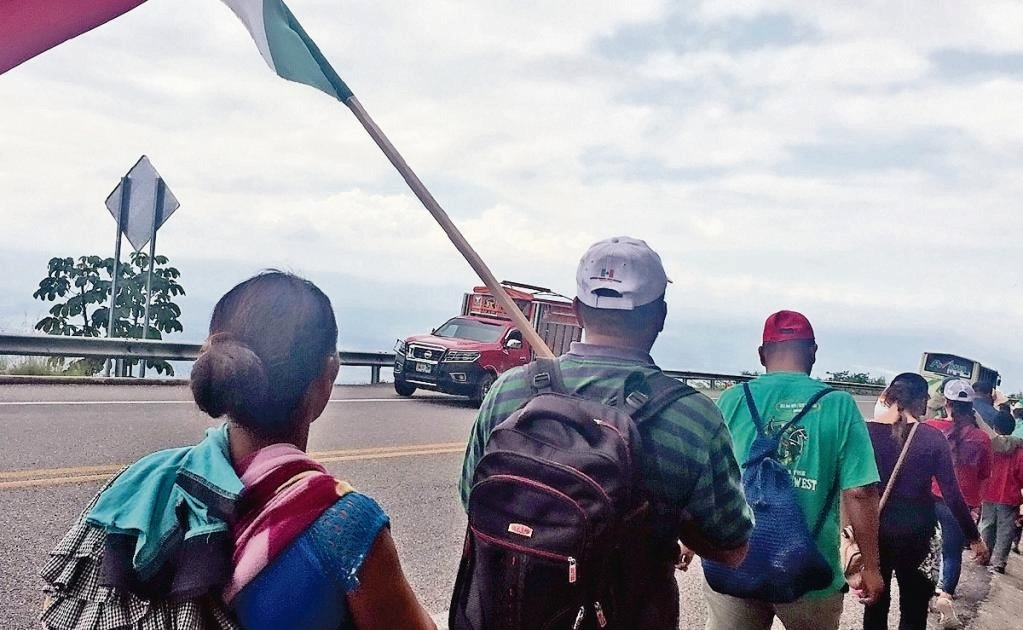 444 more people displaced by violence in Chiapas