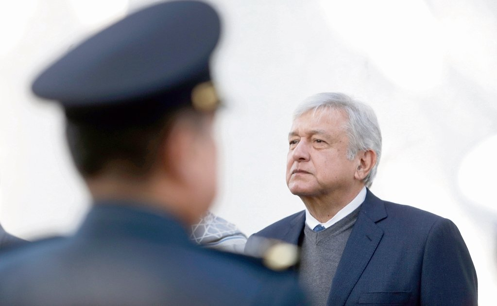 AMLO's security plan questioned by European Union