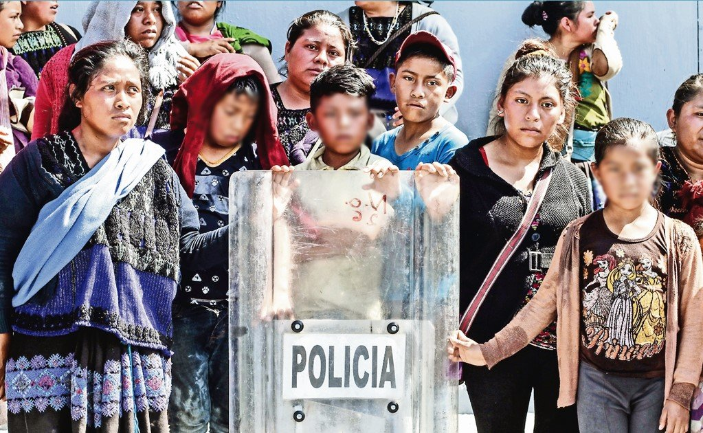 Police brutality against Indigenous people