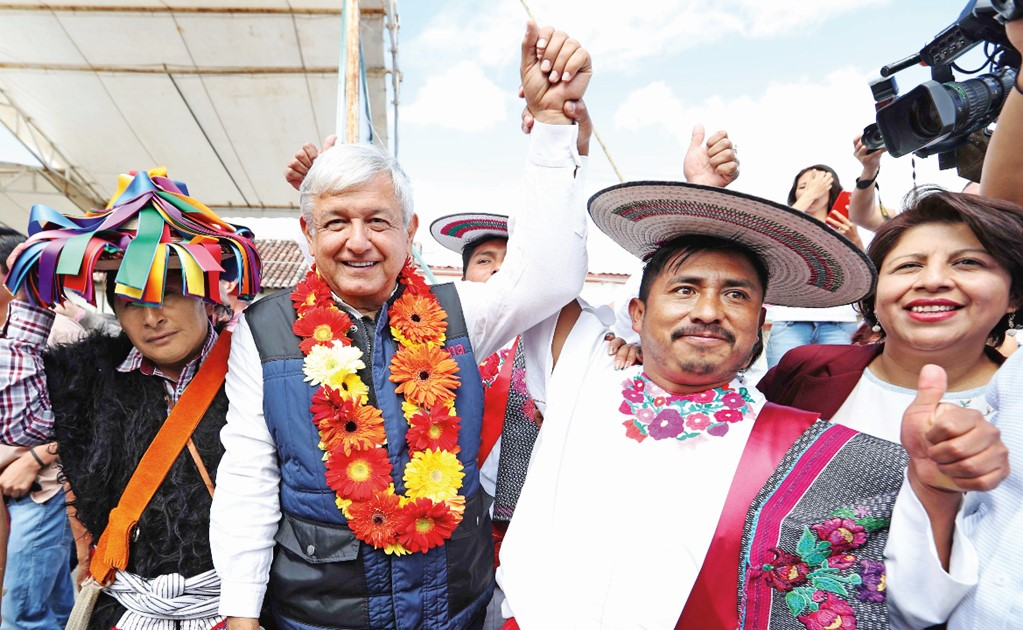 AMLO's first week as president
