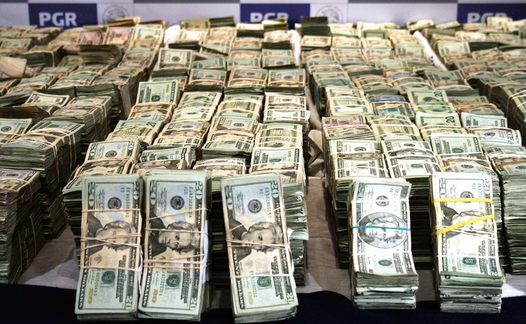 New government of Mexico goes after drug cartel finances