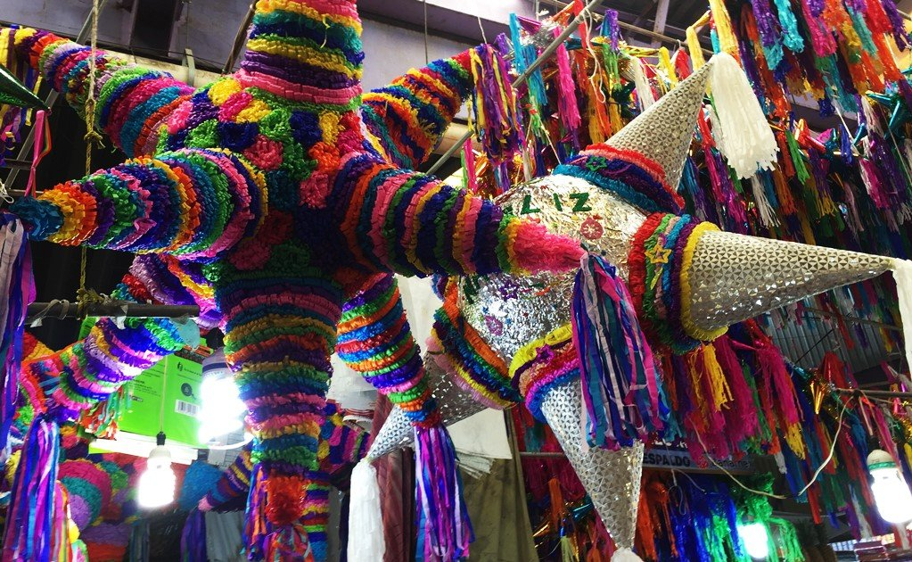 The art of piñatas