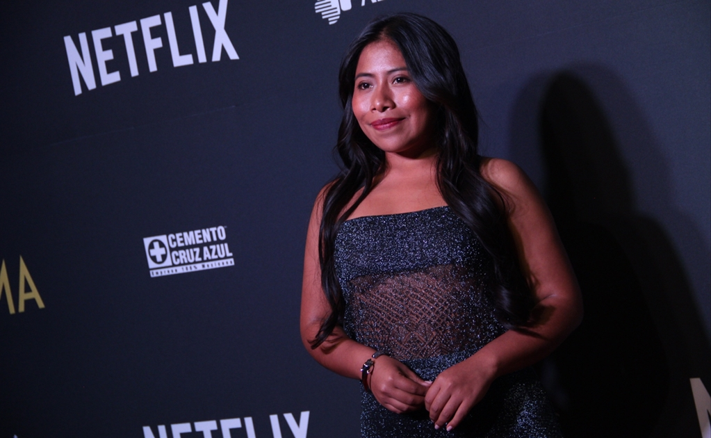 Yalitza Aparicio's interview with Jimmy Kimmel