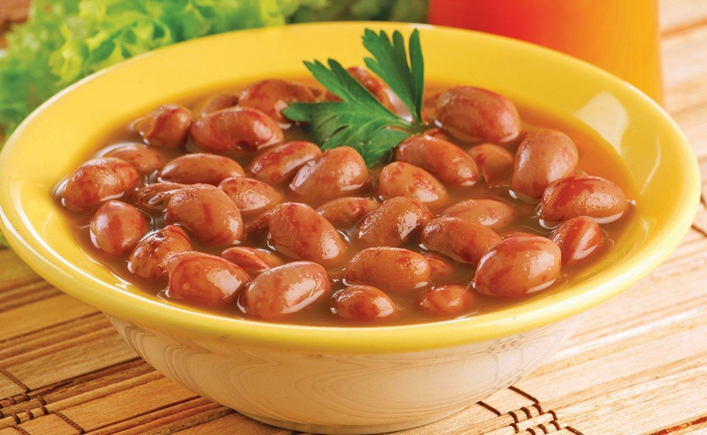 Beans, the foundation of the Mexican diet