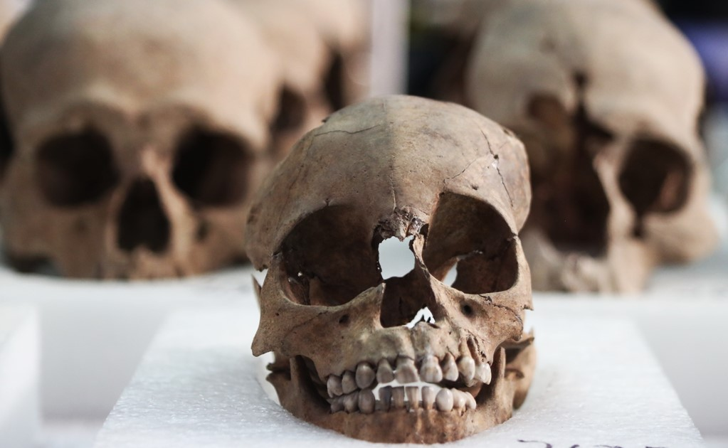 More clues about human sacrifice in Tenochtitlán