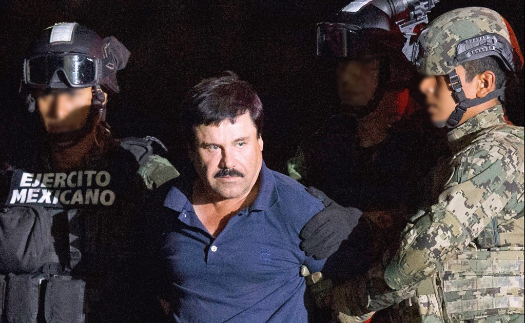 El Chapo's intimate text messages revealed