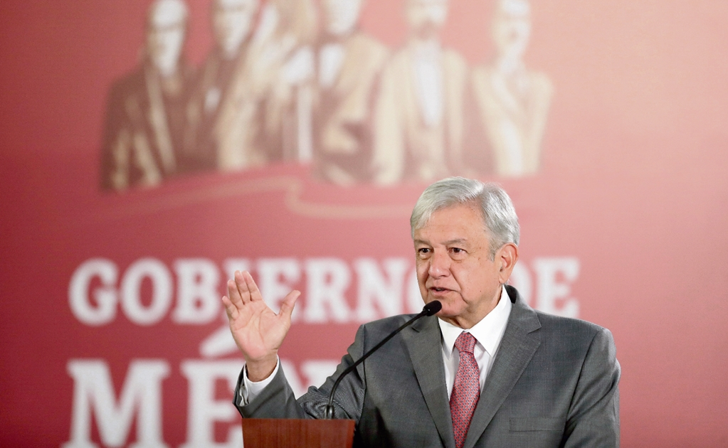 AMLO presents Development and Welfare Plan to stop fuel theft