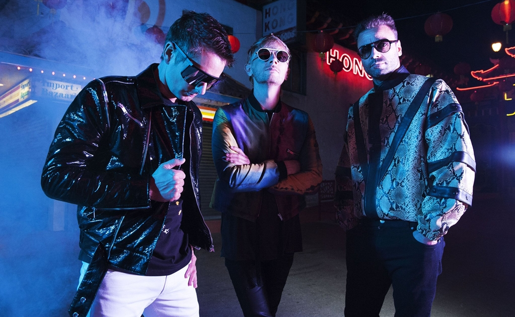 Muse announces concert in Mexico City