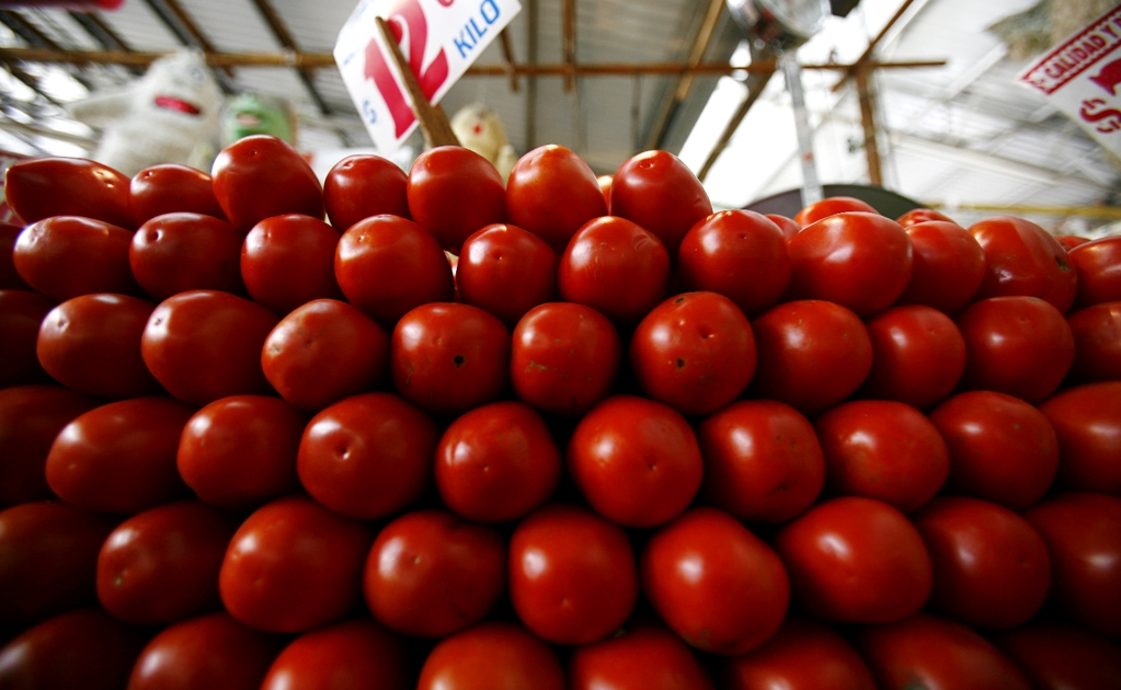 U.S. withdraws from tomato trade pact with Mexico