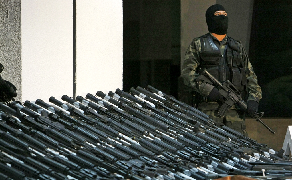 German weapons firm ex-workers convicted over Mexico sales