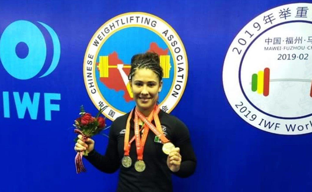 Mexican weightlifter triumphs at Weightlifting World Cup