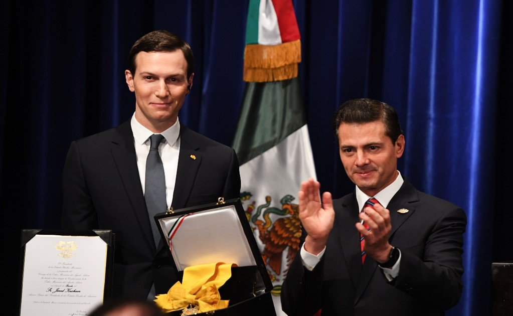Jared Kushner could be stripped of the Order of the Aztec Eagle