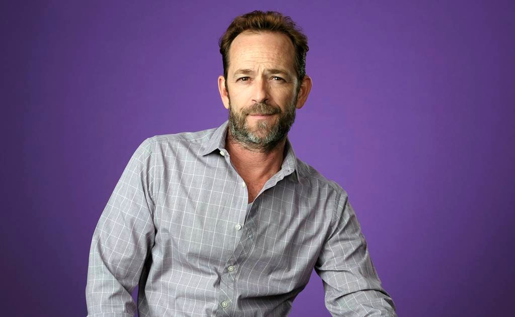 "Luke Perry, actor de ""Beverly Hills 90210"", sufre derrame cerebral"