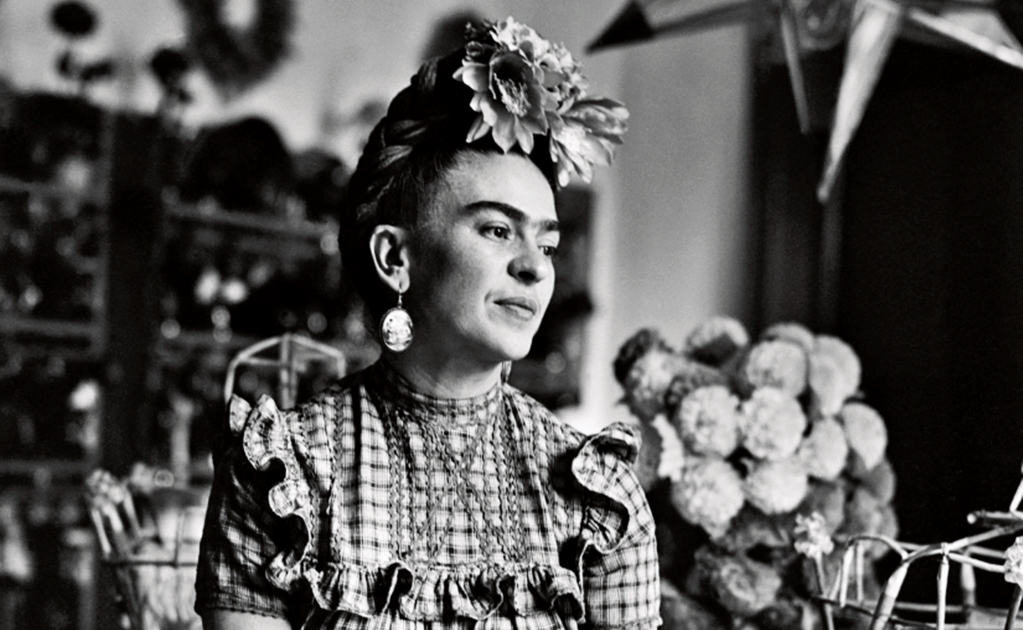 Unpublished photos of Frida Kahlo to be auctioned in New York