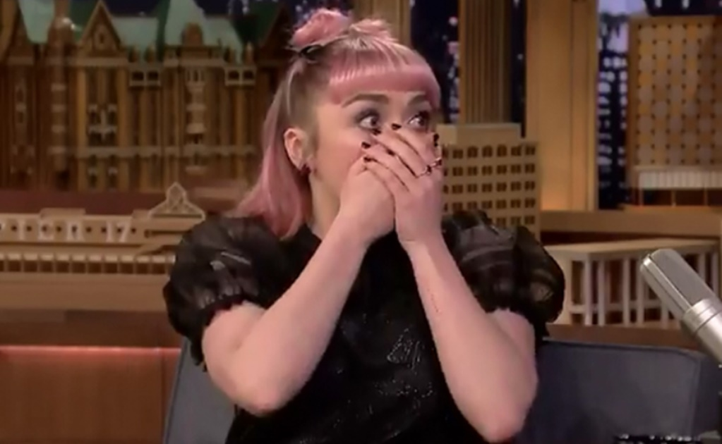 "Maisie Williams revela infartante spoiler sobre ""Game of Thrones"""