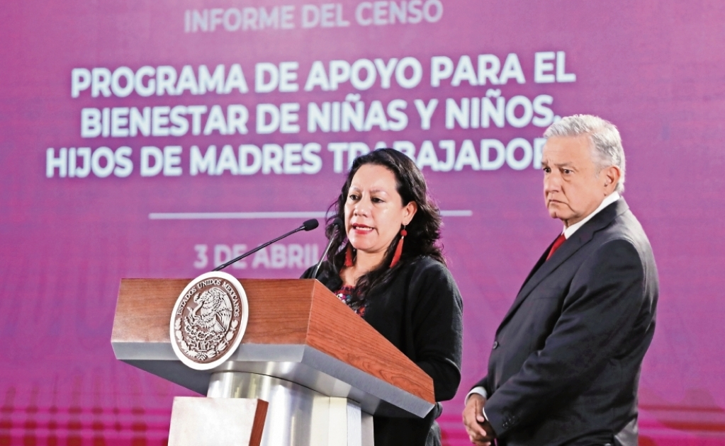 Mexican government backtracks on cancellation of child care centers