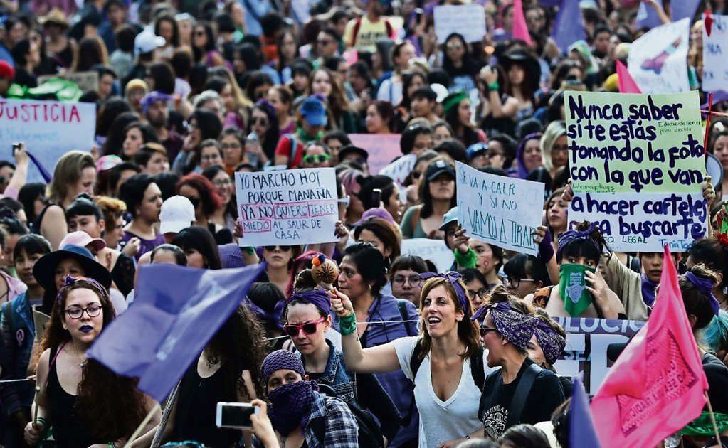 The feminist movement is taking over Mexico