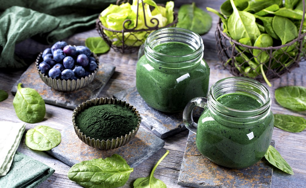 Spirulina, the ancient superfood