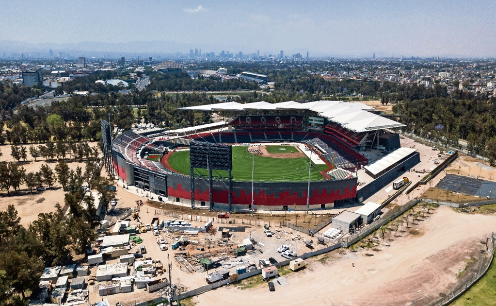 MXN$118 million unaccounted for in baseball stadium construction
