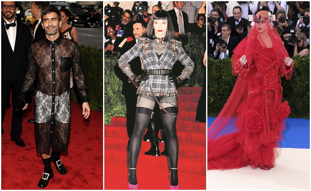 Marc Jacobs, Madonna y Katy Perry