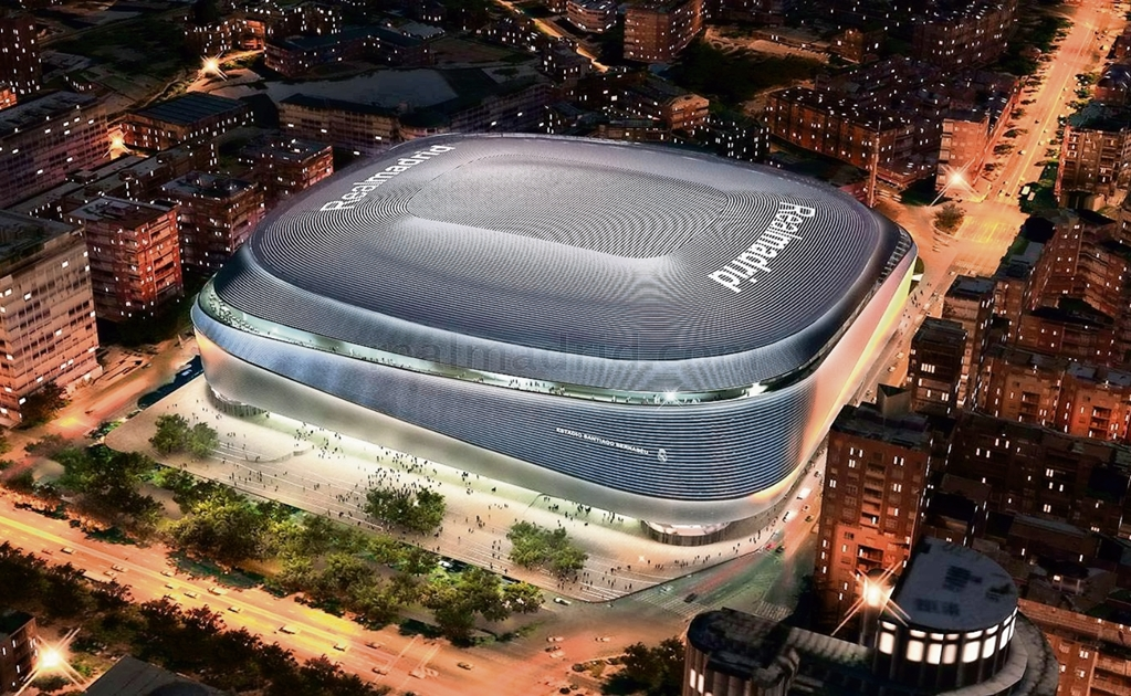 Carlos Slim to refurbish Real Madrid's Santiago Bernabéu stadium