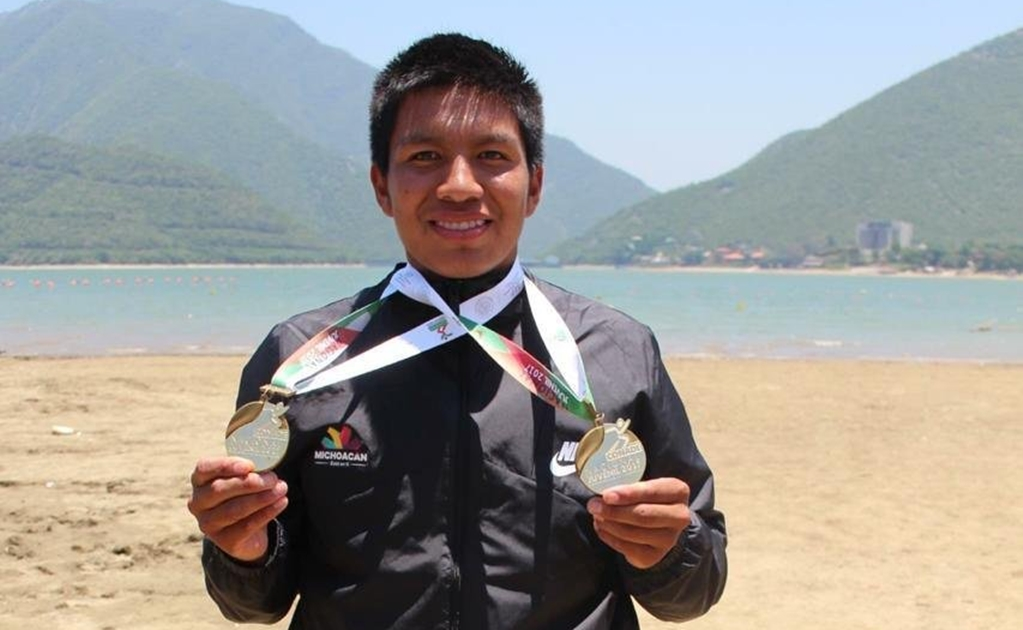 Mexican athlete wins competition at Canoe Sprint World Cup in Germany