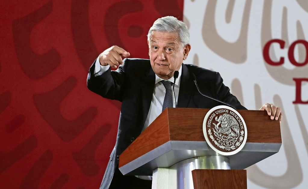 AMLO says presidential plane sale will help fund migration plan