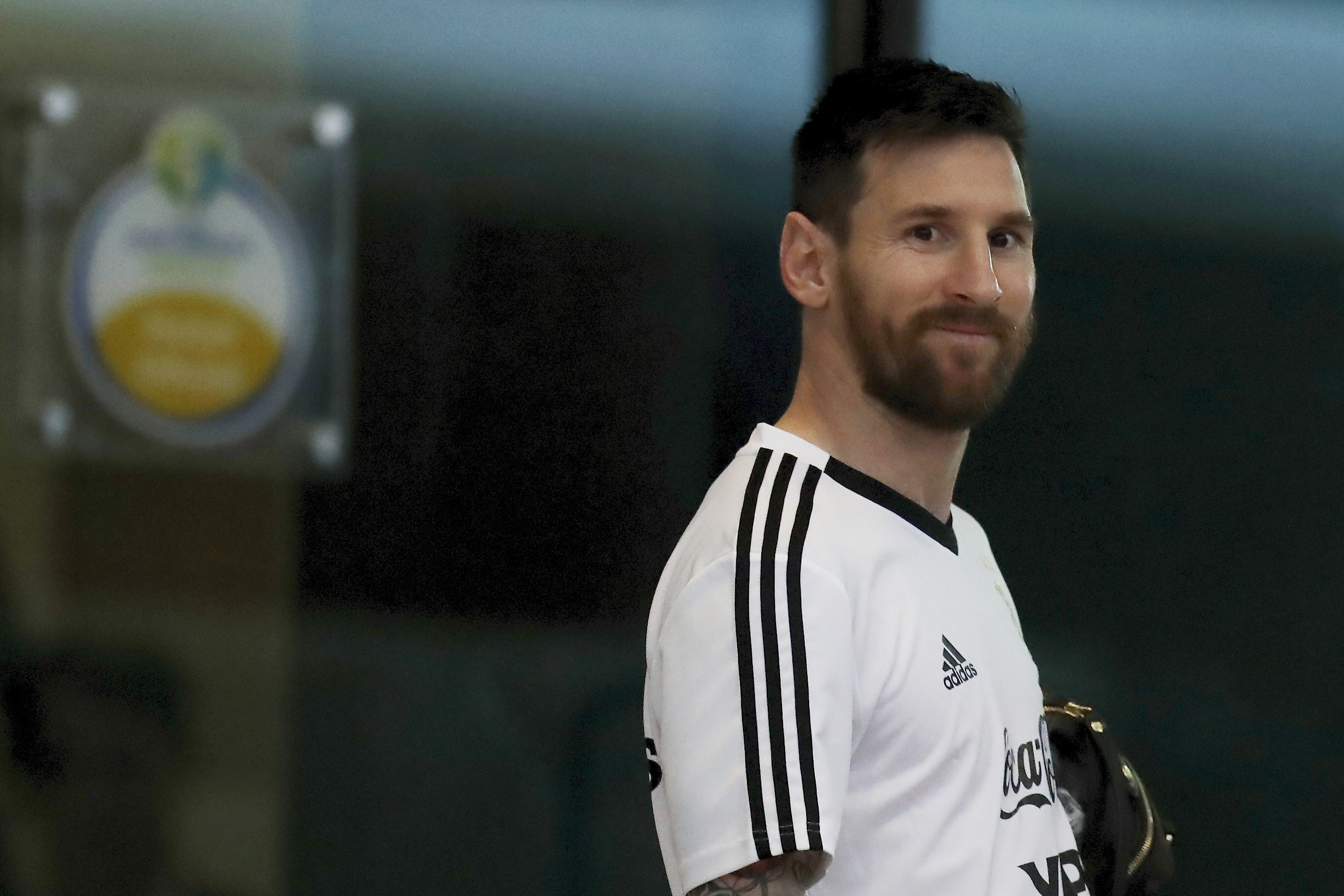 Messi intenta otra vez con Argentina