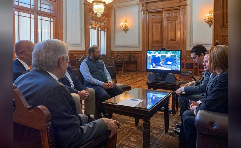 Mexican president pitches universal internet in chat with Mark Zuckerberg