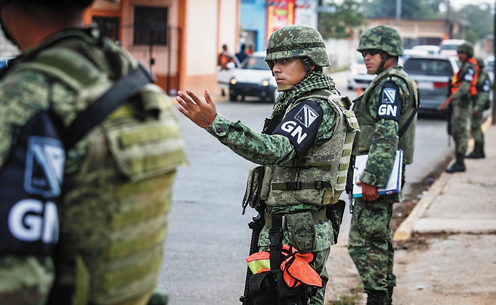 European experts warn against militarization of Mexico's southern border