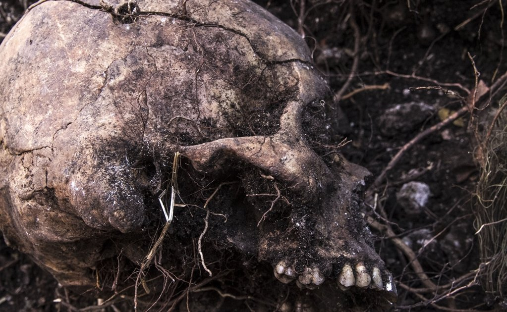 More than 1,000 clandestine graves found in Mexico since 2006