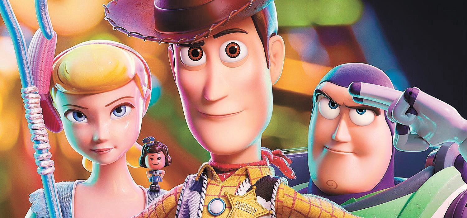 Toy Story vence a los Aristemo