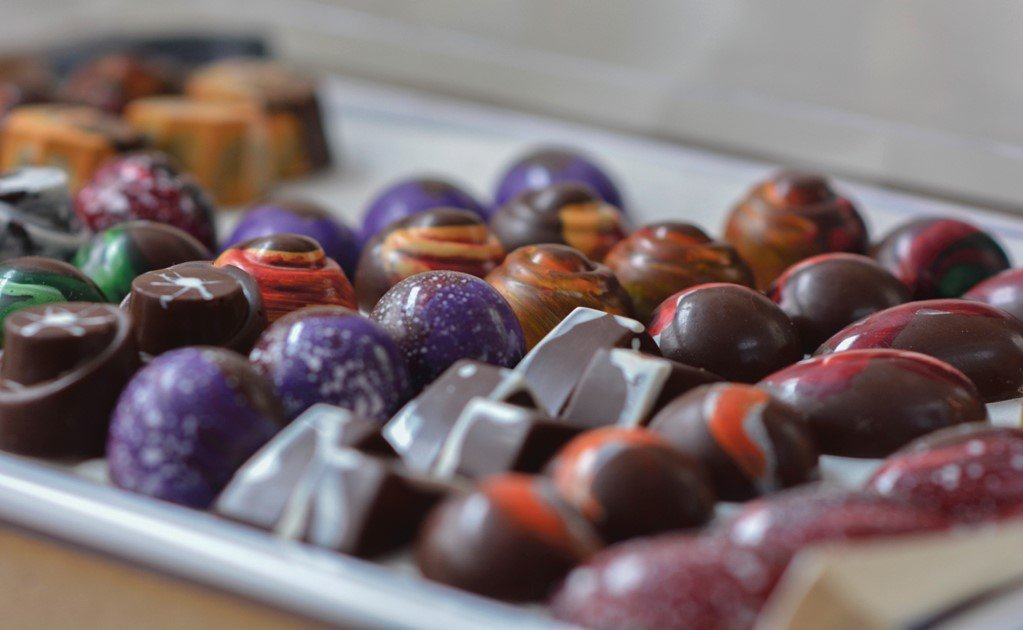 24 artisanal Mexican chocolates are ranked among the best in America