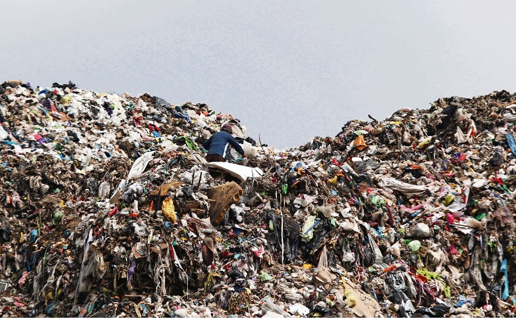 The State of Mexico is light years away from an efficient waste management