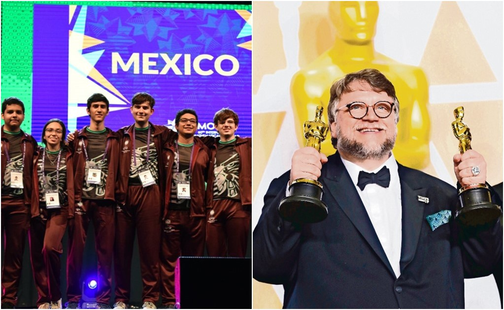 Mexican students conquer the International Mathematical Olympiad