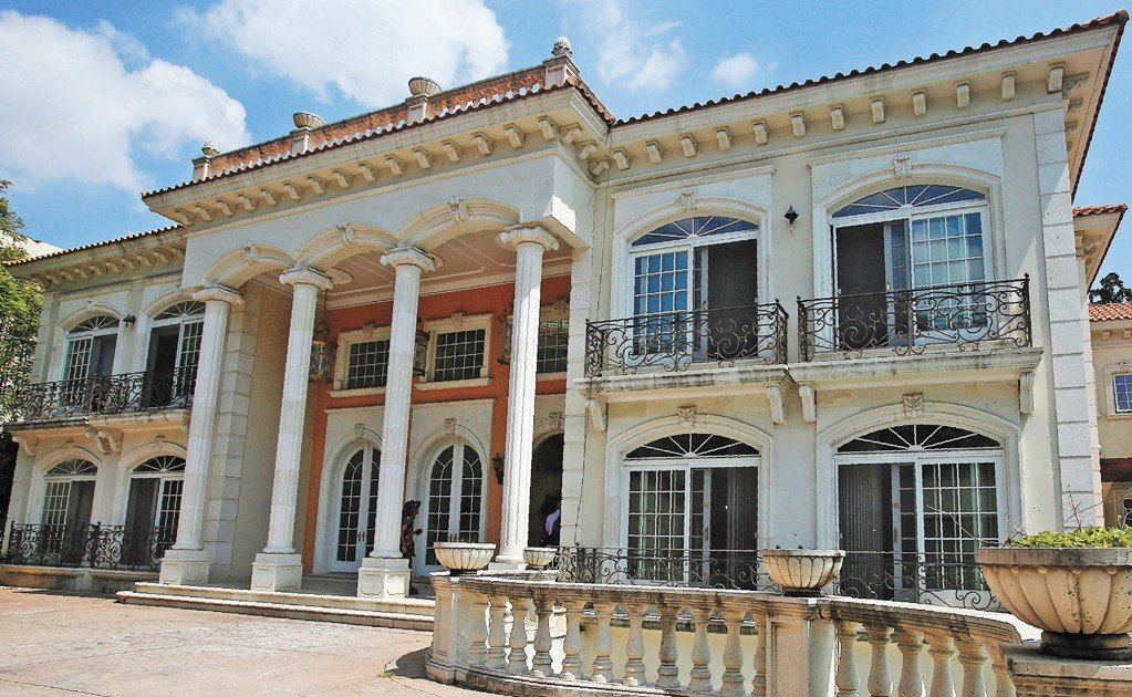 Mexico sold Zhenli Ye Gon's mansion for MXN $102 million