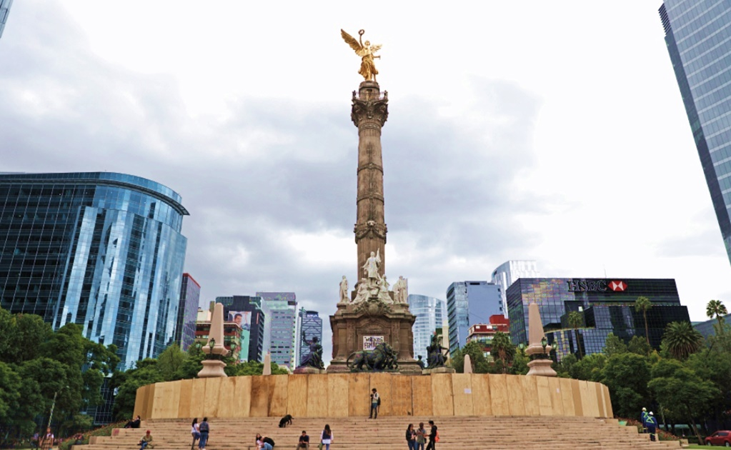 Up to MXN $13 million to restore Mexico's Angel of Independence monument