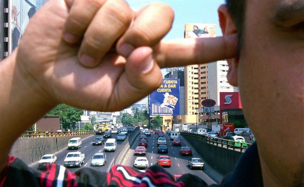 Places in Mexico City worst affected by noise pollution