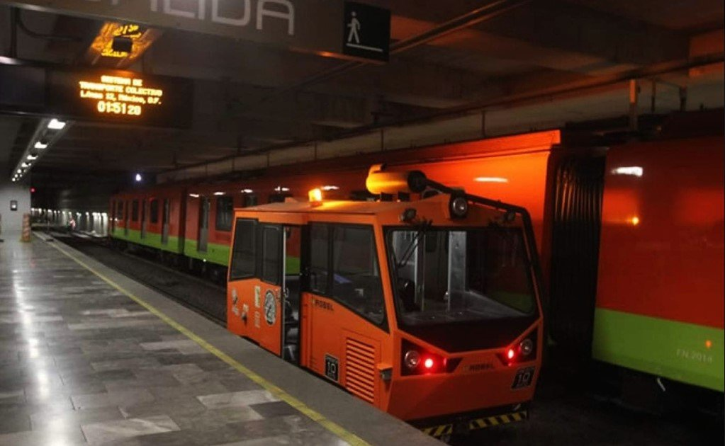 The 'baby metro' takes Mexico City by storm