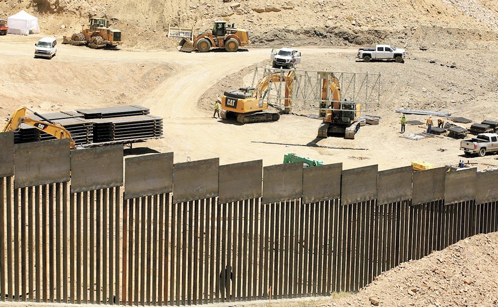 The Trump administration will spend USD $3.6 billion to build the border wall