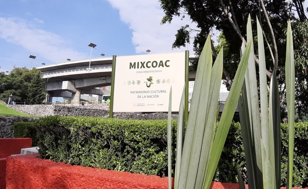 Archeological Zone of Mixcoac reopens in Mexico City
