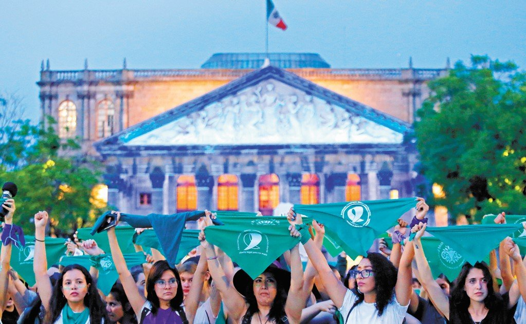 Abortion could soon be legal throughout Mexico