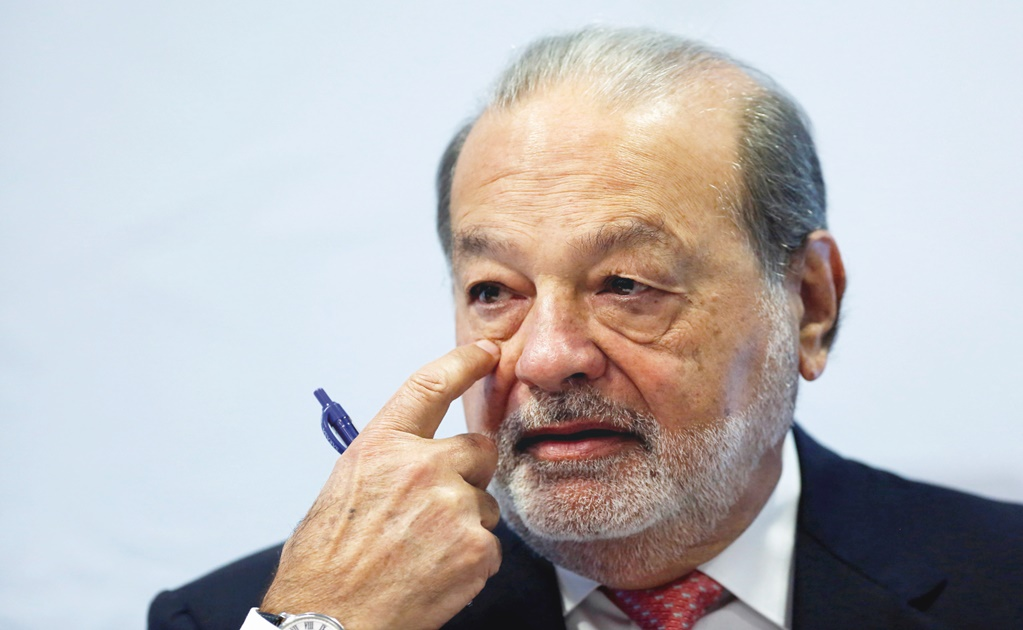Tycoon Carlos Slim's telecoms firm to get Mexico TV license