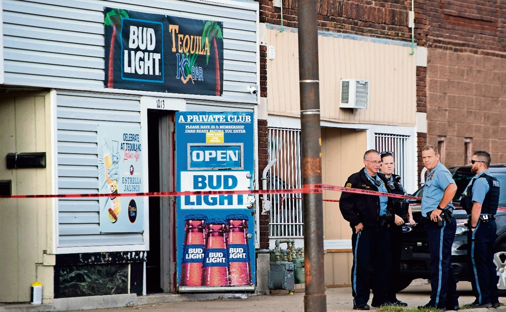 Two Mexicans dead after shooting in Kansas bar