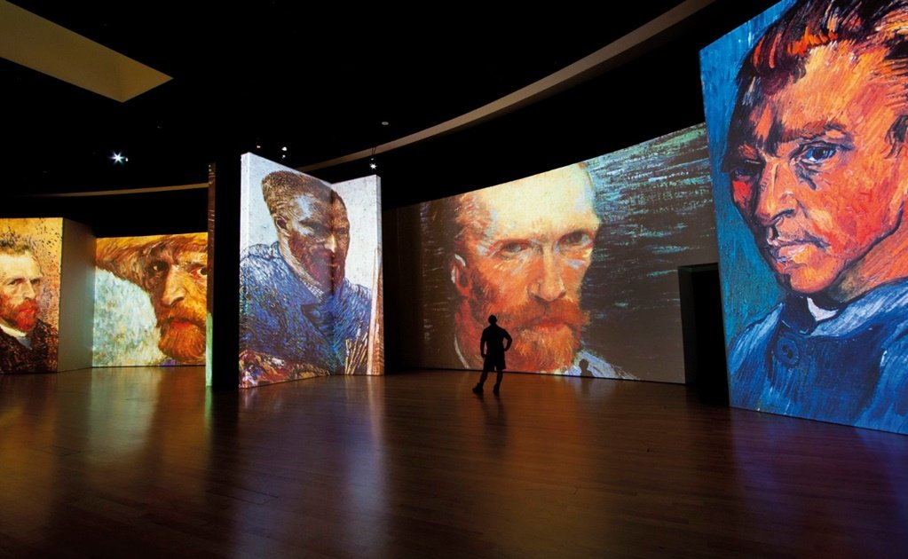 Van Gogh Alive, the multisensory experience transforming art interaction in Mexico City