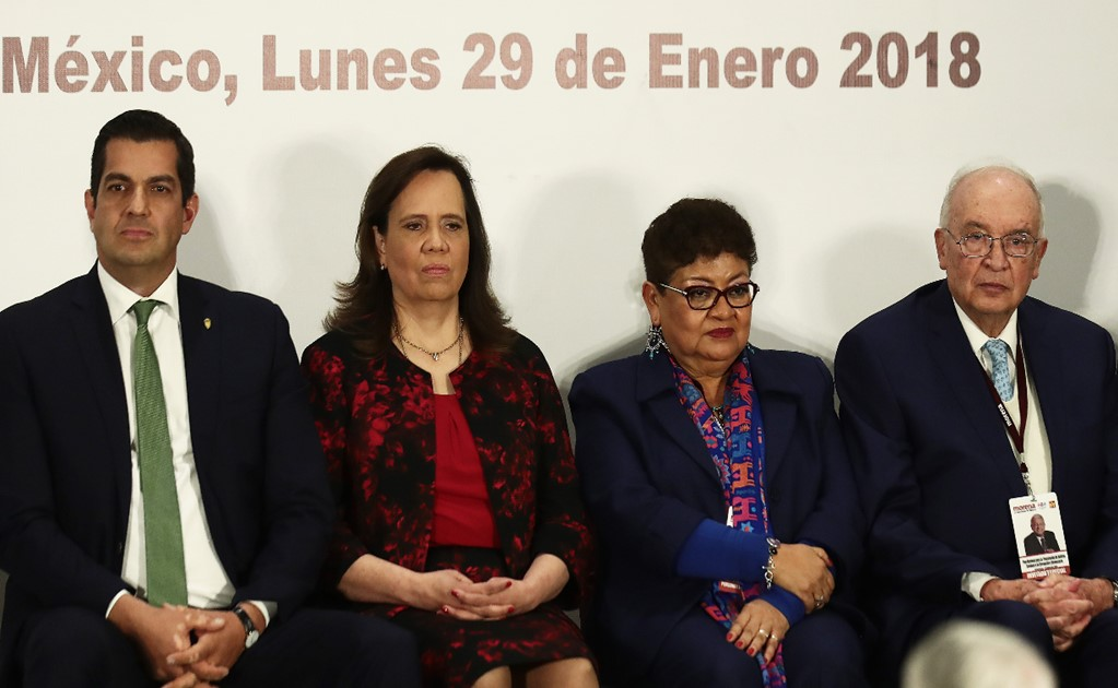 The woman fighting corruption in Mexico