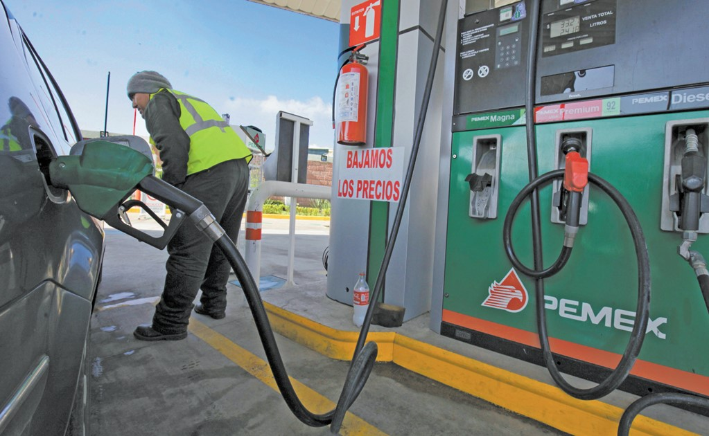 Mexico's fuel reserves are at risk
